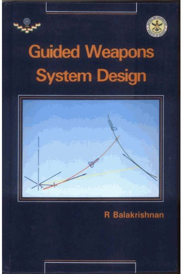 guided weapons system design - DRDO