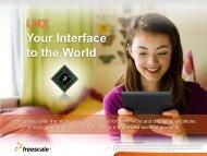 Freescale PowerPoint Template - Tecnoimprese