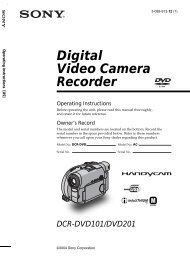 Digital Video Camera Recorder