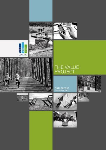 final report of the VALUE project