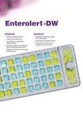 Enterolert-DW liefert einen Enterokokkennachweis, dem Sie ... - Seite 2