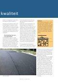 Atletiekbanen: asfalt en weer bepalen de kwaliteit - VBW-Asfalt - Page 2