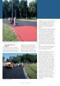 Atletiekbanen: asfalt en weer bepalen de kwaliteit - VBW-Asfalt - Page 4