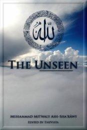 The Unseen - Enjoy Islam