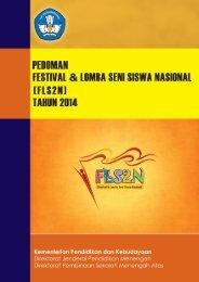 Pedoman FLS2N 2014 SMA