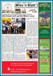 Wiesn Blattl 2012/1.pdf - beim WFV-Wasserburg