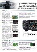 KOMPAKTER KW/VHF/UHF- ALLMODE-TRANSCEIVER - Seite 2