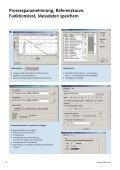 Prospekt, Kunststoffe, PreMo Sys - Kistler - Seite 6