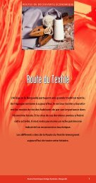 Route du Textile - CCI Ariège