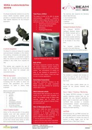 9505A- In-vehicle Hands-free RST978 - Roadpost