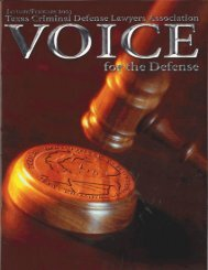 T - Voice For The Defense Online
