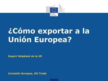 Presentación - Europa