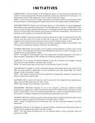 Group Handouts English - INSEAD CALT