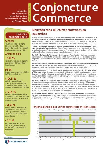 Note de conjoncture de janvier 09 maison de l 39 emploi for Chambre de commerce internationale emploi