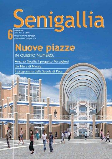 (dicembre 2008) anno 8 numero 6 - Comune di Senigallia
