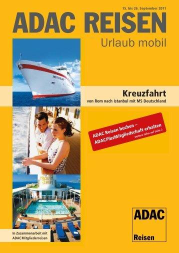 Urlaub mobil - Caro Magazin