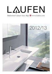 Catalogo Geral LAUFEN 2012/13