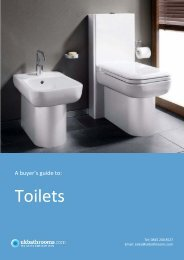 Toilets - UK Bathrooms