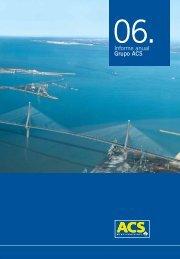 Estrategia Corporativa - Grupo ACS