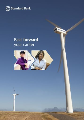Brochure - Standard Bank Graduate