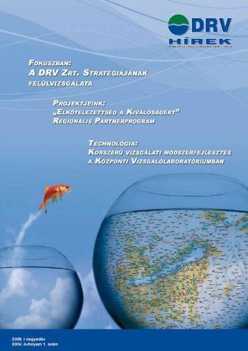 1. 2009. I. negyedév - Dunántúli Regionális Vízmű Zrt.