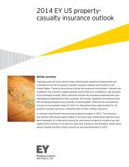 EY-The-2014-US-property-casualty-insurance-outlook