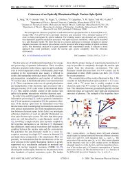 Coherence of an Optically Illuminated Single Nuclear Spin Qubit