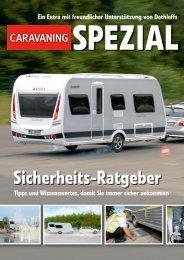 Download: Caravaning Sicherheitsbroschüre - Dethleffs