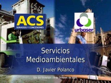 Noviembre (Inglés) - Grupo ACS