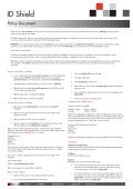 Policy Summary - Lifestyle Services Group Ltd - Page 3