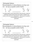 Counting Note - Eng & Sp - Heidi Songs - Page 2