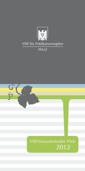 2012 - VDP Pfalz