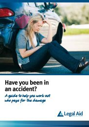 Have you been in an accident? (PDF, 2.2 MB) - Legal Aid Queensland