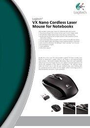 VX Nano Cordless Laser Mouse for Notebooks - RetailBlue.com