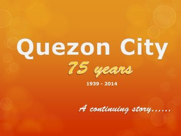 quezon city-75-years