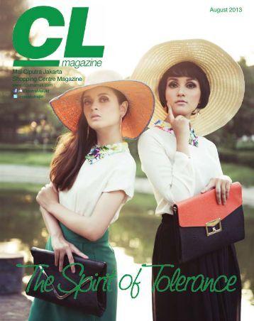 Mal Ciputra Jakarta Shopping Centre Magazine August 2013