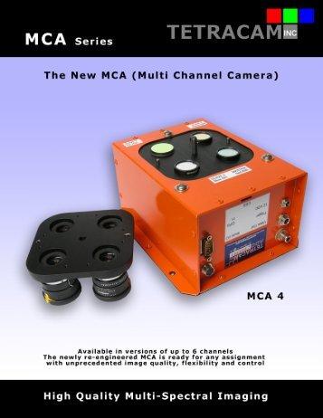 Download the MCA Brochure - Tetracam