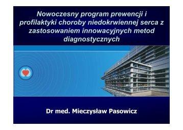Nowoczesny program prewencji i profilaktyki choroby ...