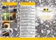 Gussasphalt (PDF) - Marmorveredelung Foerg & Weisheit GmbH