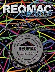 SEPTEMBER / OCTOBER 2010 - reomac