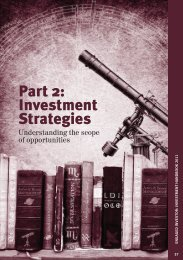 Part 2: Investment Strategies - Engaged Investor