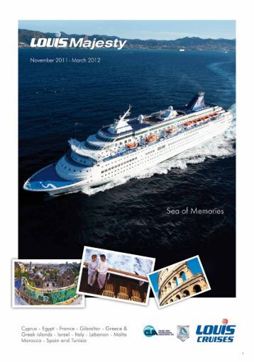 Welcome on board... - Vacante Croaziere