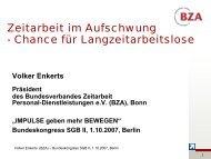 Perspektiven für Wirtschaft und Arbeitsmarkt - Bundeskongress-sgb2.de