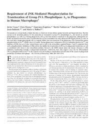 J. Immunol. 183: 2767-2774 - The Journal of Immunology