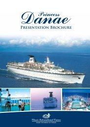 Presentation Brochure - Destination Travel