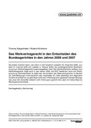 Publikation downloaden - advo-net.ch