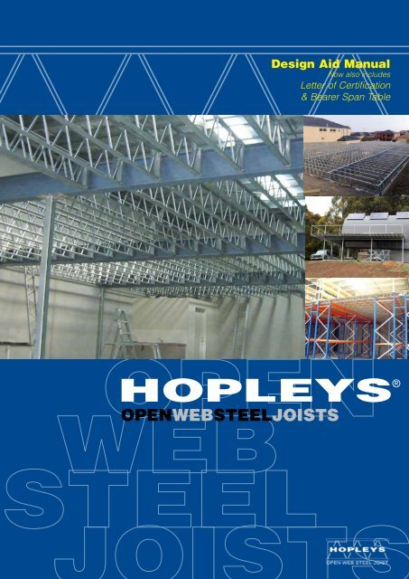 Download the Steel Joist Design Aid Manual