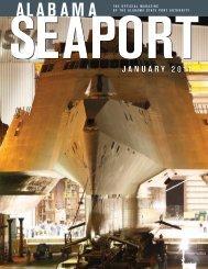 January 2011 - Alabama State Port Authority