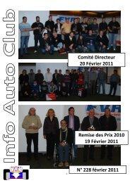 Auto Info Club 228 - FVRC