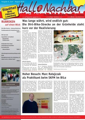 RUBRIKEN - Stadt Velbert